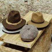 Hüte & Handtaschen 1
